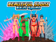 beautiful_clone_bikini_fork beautiful_clone_bikini_squad bikini black_hair blonde_hair blue_hair brown_hair brown_skin chopsticks clone fork ionhelen(artist) knife magical_girl secret_santa secret_santa_2015 spoon // 1000x750 // 566.4KB // $artist