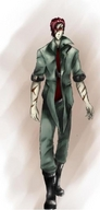 concept male rayne red_eyes red_hair scar tagme // 360x750 // 23.7KB // $artist